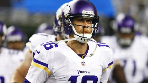 Vikings' QB Competition Is Wide Open