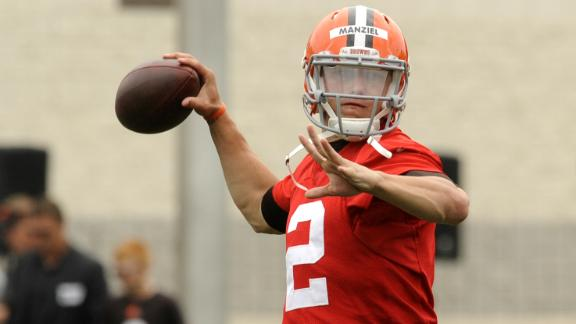 Manziel, Browns Agree To Deal