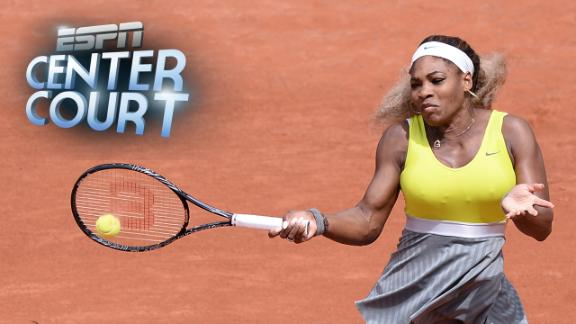 Center Court: Will Serena Win Sixth Wimbledon Title?