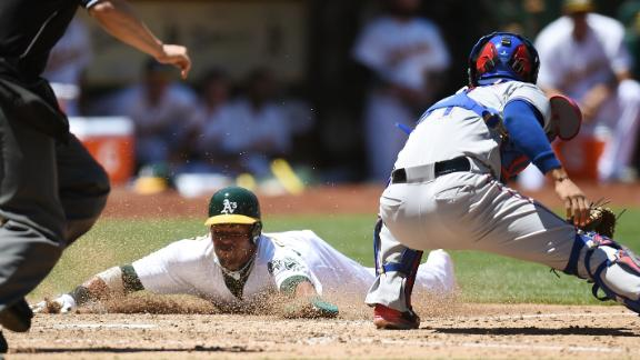 A's take place atop MLB as Gray bounces back