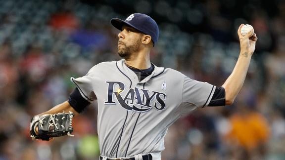 Should The Rays Trade David Price?