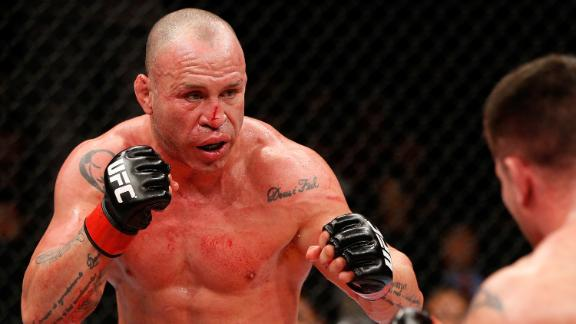 Wanderlei Silva Admits To Taking A Diuretic