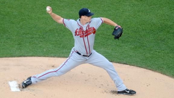 Braves Shut Out Nationals
