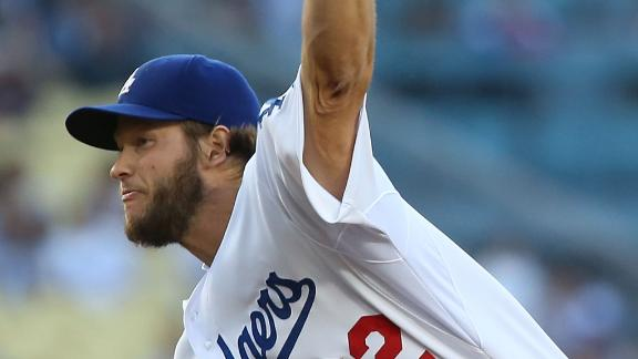 Kershaw No-Hits Rockies