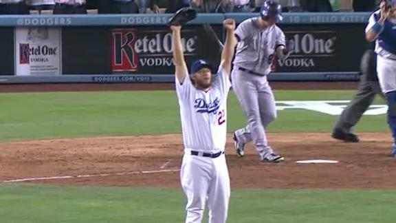 Kershaw Pitches No-Hitter