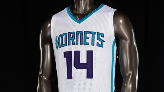 Charlotte Hornets Reveal New Uniforms