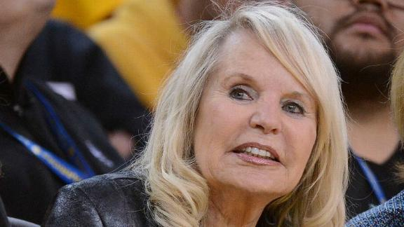 Shelly Sterling Seeks Order Of Protection