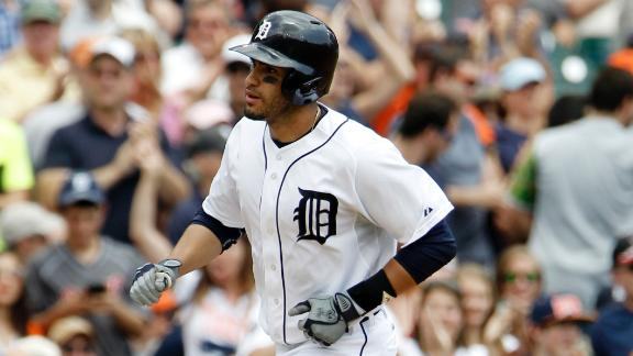 Sanchez, Tigers end Royals' 10-game streak