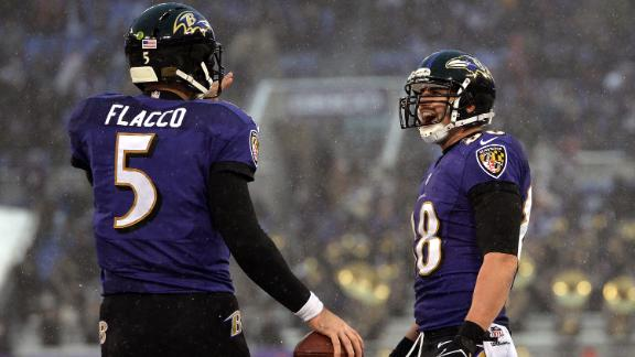 Video - NFL Nation Buzz: Ravens