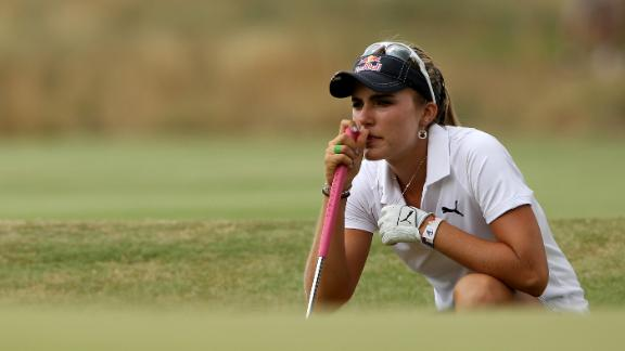 Thompson Trails Wie Heading Into Weekend