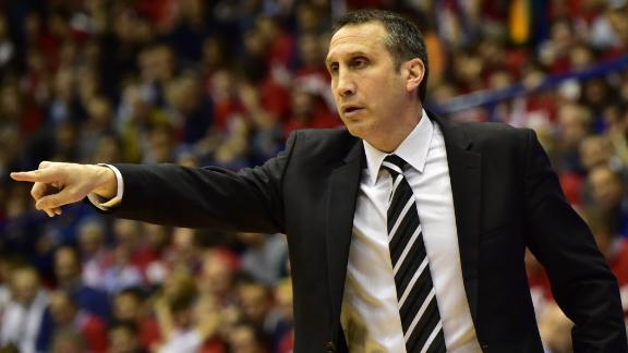 Cavs hire Blatt, anticipate 'smooth transition'