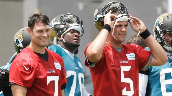 Video - NFL Nation Buzz: Jaguars