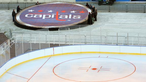 Source: Caps will play Hawks in '15 Classic