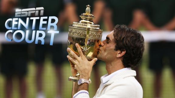 Center Court: Federer's Best Chance?