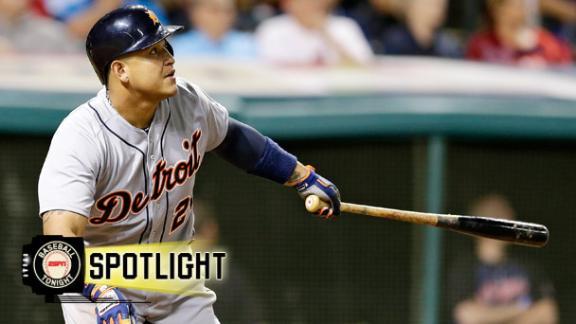 Cabrera, Tigers Clip Indians In Extras
