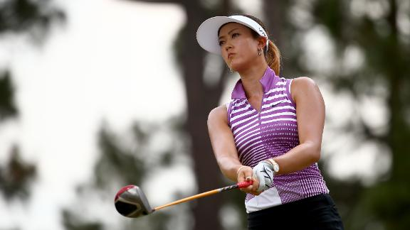 Wie, Yang Lead U.S. Open Entering Final Round