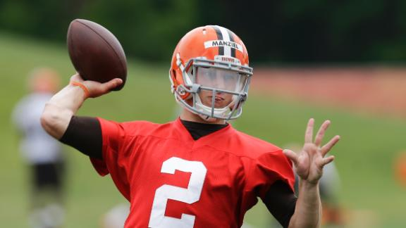 Haden To Manziel: Check Your Friends A Little Bit