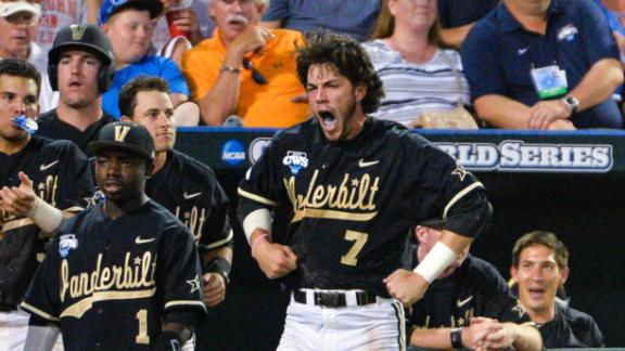 Swanson On Vanderbilt Reaching CWS Finals