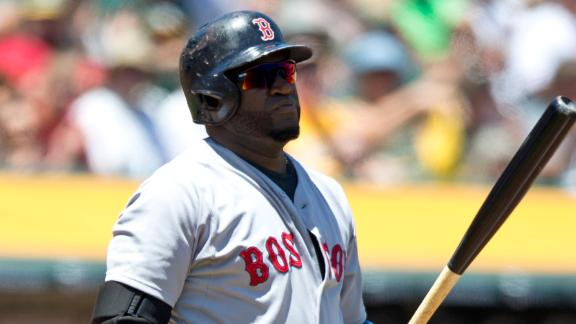Ortiz homer in 10th saves Red Sox