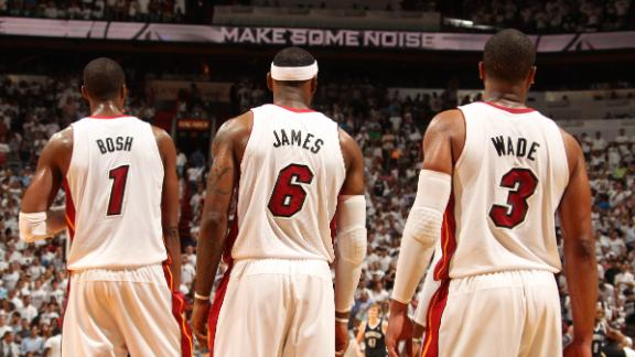 Possible Lineup For Heat Next Season