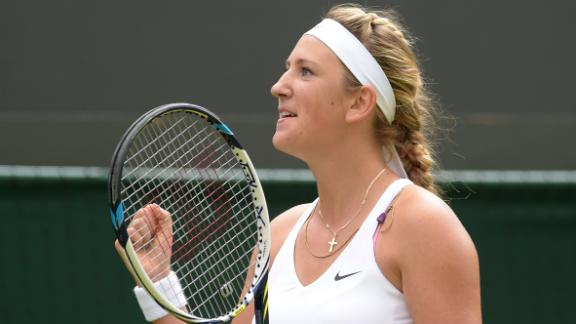 Azarenka: I Fought For Every Point