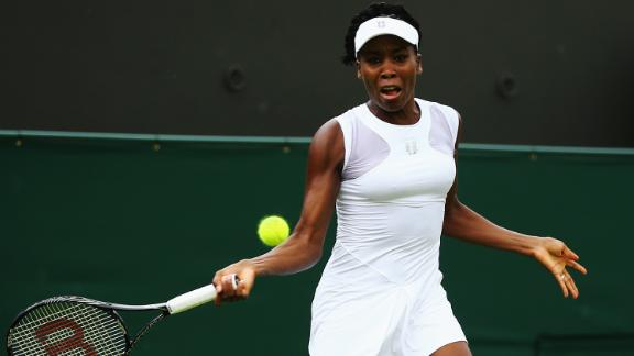 Venus Williams Needs 3 Sets To Advance
