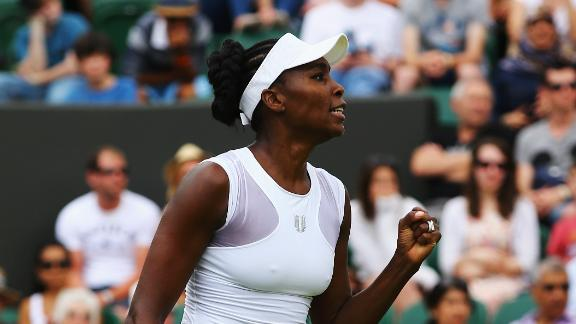 Never Enough Wimbledon Titles For Venus