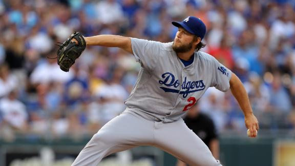Kershaw Follows Up No-No With Strong Outing