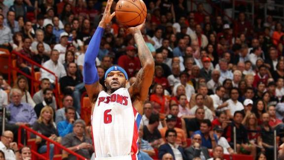 Detroit Pistons, Sacramento Kings discussing Josh Smith trade