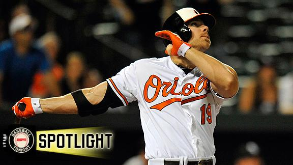 Orioles Walk Off Against White Sox