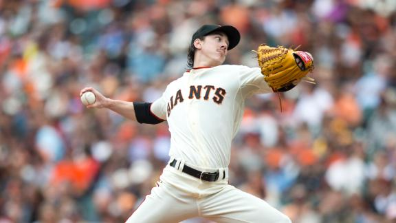 Lincecum Throws Second No-Hitter