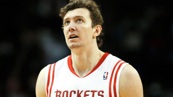 Rockets Deal Asik To Pelicans