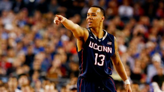 Heat Seek Shabazz Napier In Draft