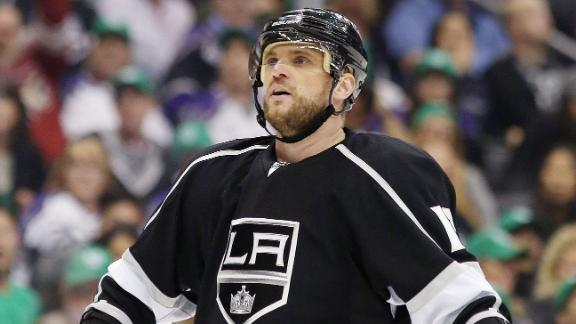 Video - Marian Gaborik Sticking With The Kings
