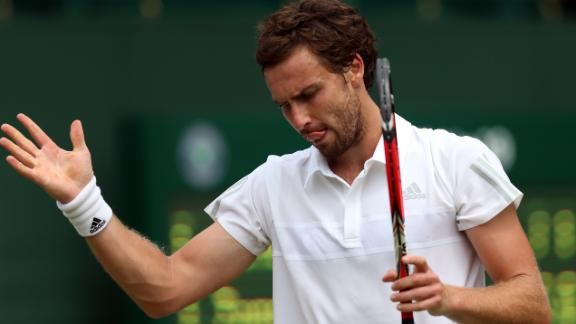 Gulbis Upset In Second Round
