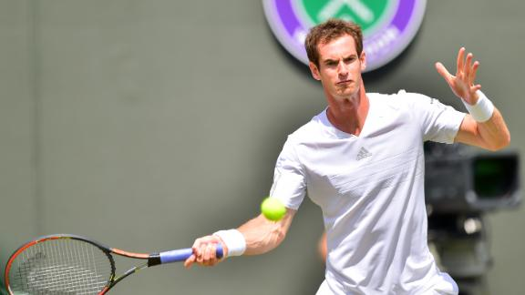 Murray On Second Round Win