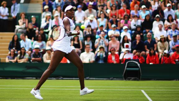 Venus Into Third Round