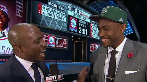 Bucks Draft Parker No. 2