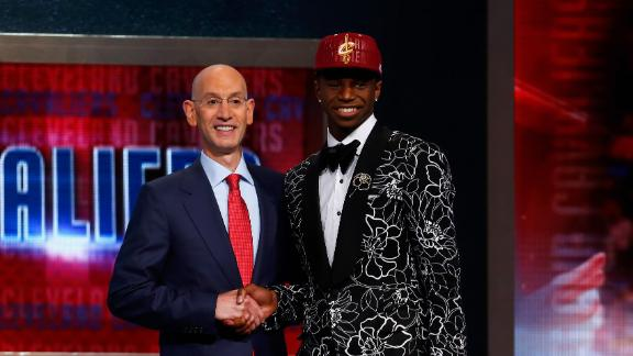 Cavs Draft Wiggins No. 1