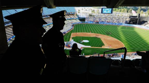 Stow Lawsuit Against Dodgers Goes To Jury