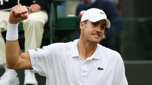 Adrenaline Powers Isner Through Tiebreakers