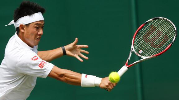 Nishikori Into Third Round