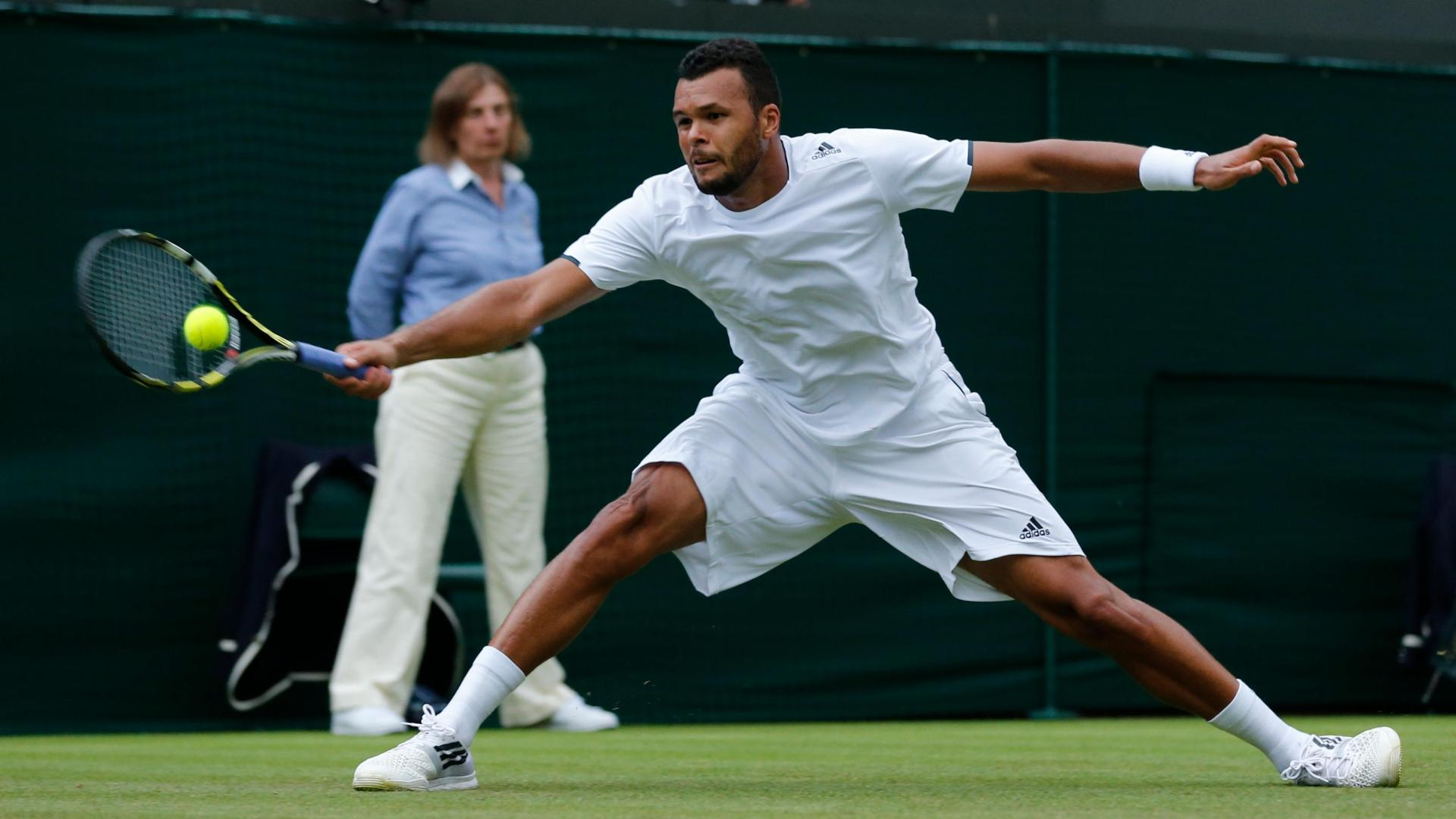 Tsonga: It's Not Easy