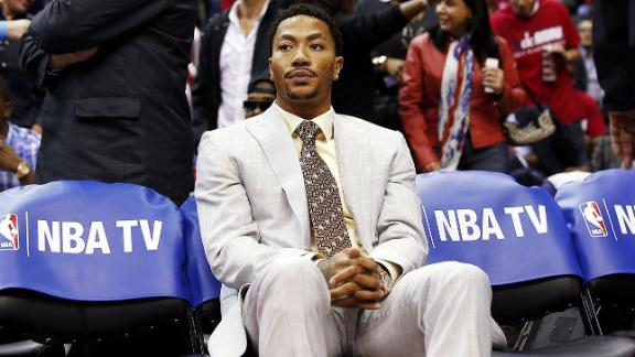 Will Derrick Rose's Health Deter Free Agents?