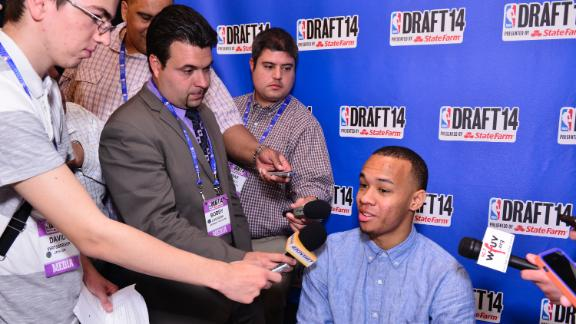 Shabazz Napier Excited To Join Heat
