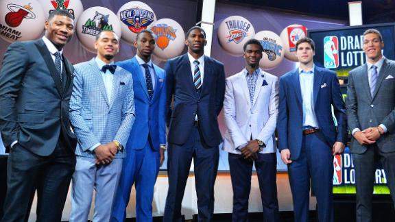 Who Won The NBA Draft?