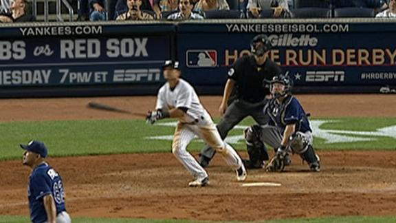 Video - Roberts' Game-Tying Homer