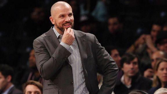 Nets GM: Kidd departure 'big bump' in road