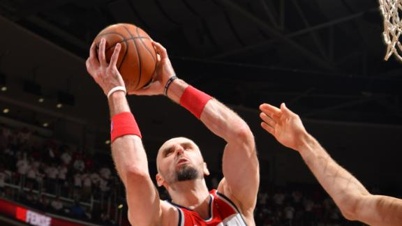 Gortat Agrees To 5-Year Deal With Wizards