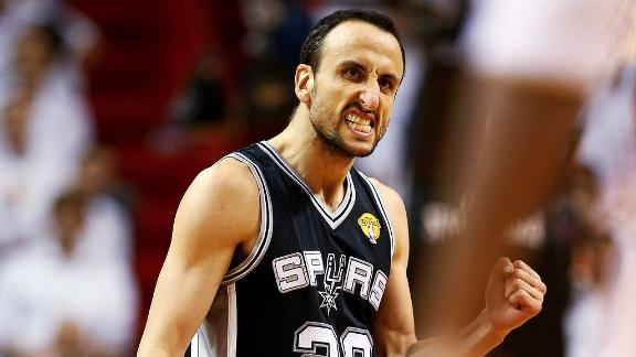 Report: Ginobili Played Finals Injured